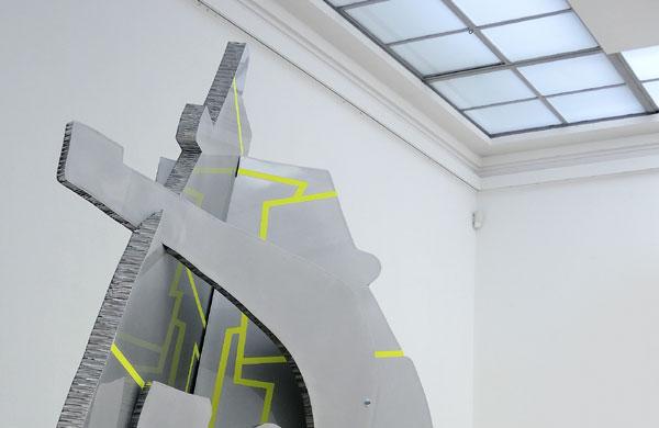 Aluminium Skulpturen Friederike Oeser