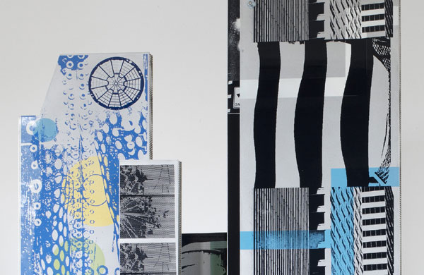 Cut Out New York - New York Friederike Oeser