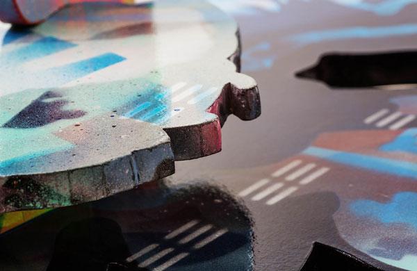 Cut Outs Cardboard Friederike Oeser