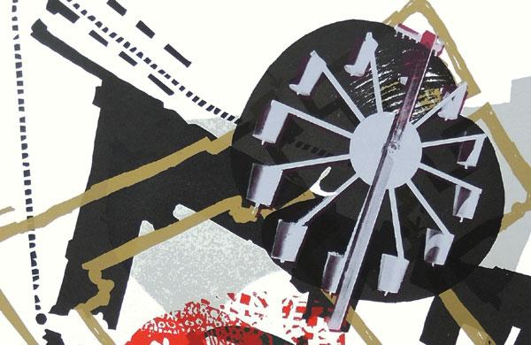 Siebdruck Unikate Friederike Oeser
